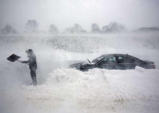 Ось чому на швидкості двигун буде остигати взимку навіть при мінус 5 градусах Цельсія