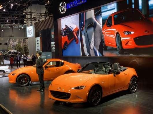 Автосалон в Чикаго: що показали американці в 2019 році