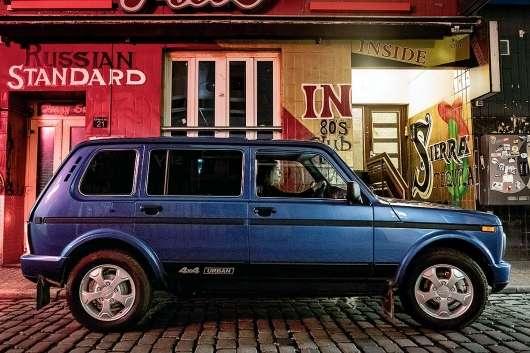 Чому Лада «Нива» стала культовим автомобілем в Німеччині?