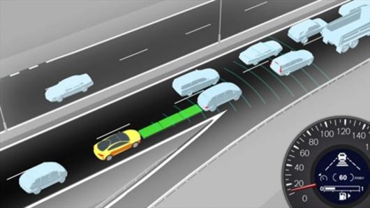 Знижує споживання палива водіння з круїз-контролем?