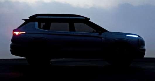 Все, що відомо про новий кросовер Mitsubishi Outlander 2020 року