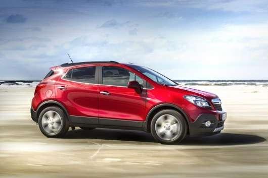 Які автомобілі почне продавати Опель в Росії?