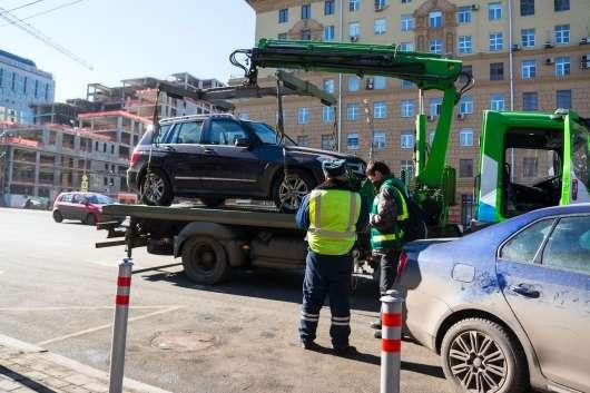 Як буде відбуватися евакуація автомобілів по-новому?