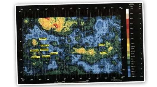 Аварійна російська станція Космос-482, започаткована в 70-х, може впасти на Землю