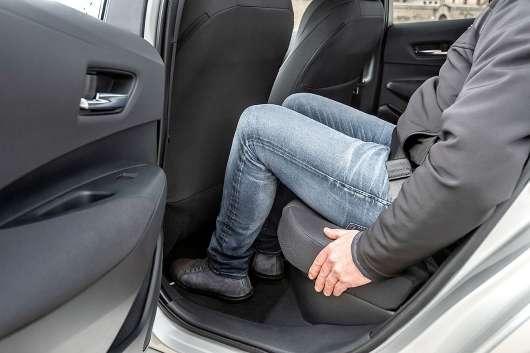 Тест-драйв в Німеччині нового універсалу Тойота Королла