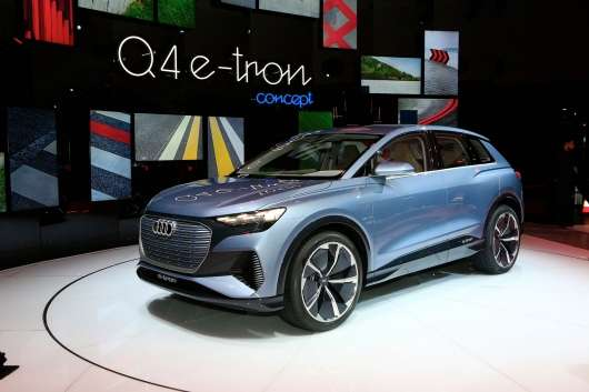 Кращі концепт-кари на автосалоні в Женеві 2019