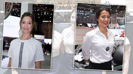 Дівчата, дівчата, дівчата: красуні c Женевського автосалону в 2019 році