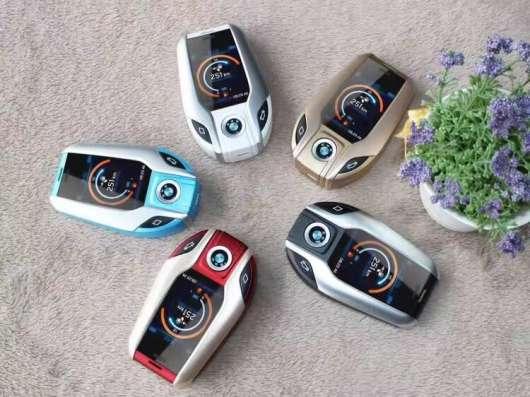 Історія розвитку ключа автомобілів Mercedes-Benz BMW
