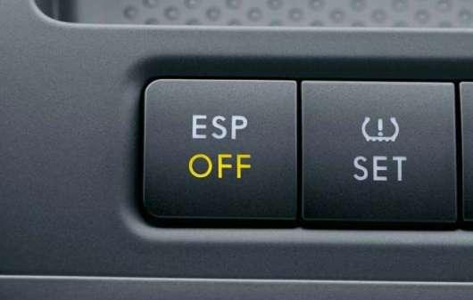 Чому систему стабілізації ESP можна виключити? Ось коли потрібно відключати ESP