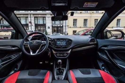 Все що ви хочете знати про нову Lada Vesta SW Sport