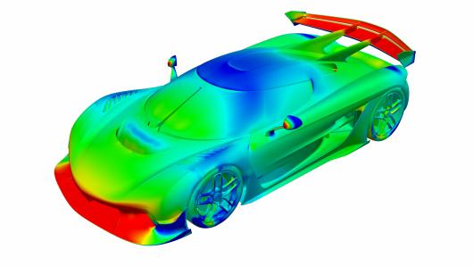 Пояснюємо, як працює трансмісія Koenigsegg Jesko з сімома зчепленнями: дуже непросто