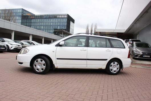 Toyota Corolla: мільйон кілометрів за 16 років