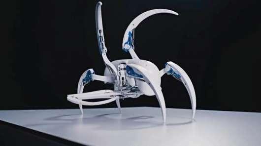 Топ-4 незвичайних роботів, які доводять, що людство геніально
