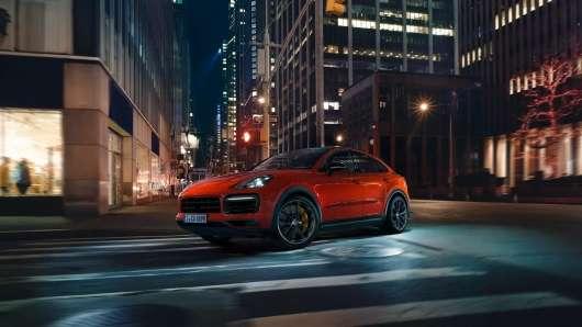 Porsche показала Cayenne Coupe: сенсації не відбулося (фото, відео)