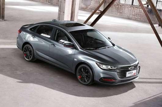 Chevrolet Onix: модель для Китаю, яка не зявиться в Росії